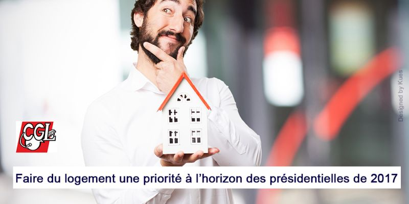 Faire du logement une priorité à l'horizon des présidentielles de 2017