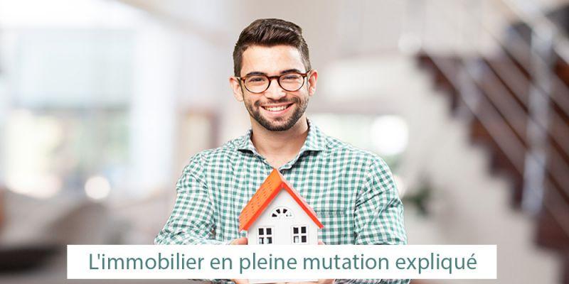 L'immobilier en pleine mutation expliqué par idmedias