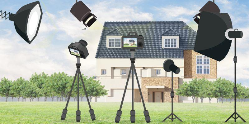 L'importance de la photographie dans le secteur de l'immobilier par Terres et Mas de Provence