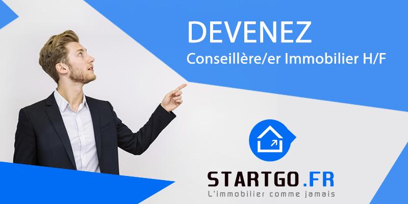 Carcassonne Recrute Conseiller immobilier / Négociateur Immobilier (H/F)